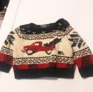 Polo by Ralph Lauren Baby Christmas Sweater
